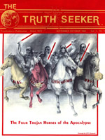 The Truth Seeker Sept/Oct 1989. The Four Trojan Horses